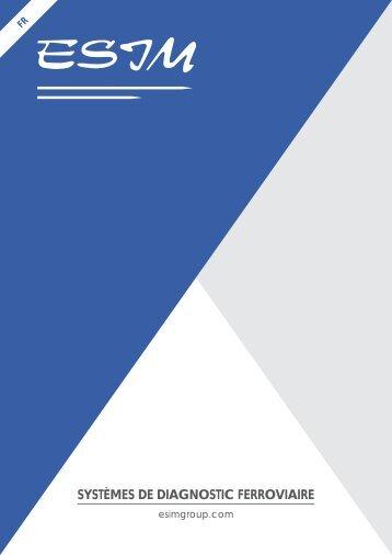 ESIM - Systèmes de diagnostic ferroviaire