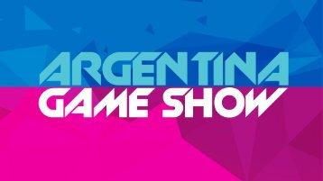 Presentacion ARGENTINA GAME SHOW