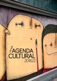 Revista Agenda Cultural 2016/2