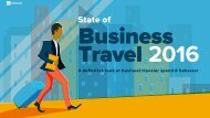Business Travel 2016