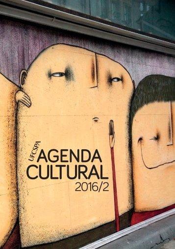 Revista Agenda Cultural 2016-2