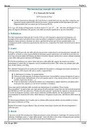 Movimentazione manuale dei carichi 1. Definizione 2. Limiti 3 ... - INFN