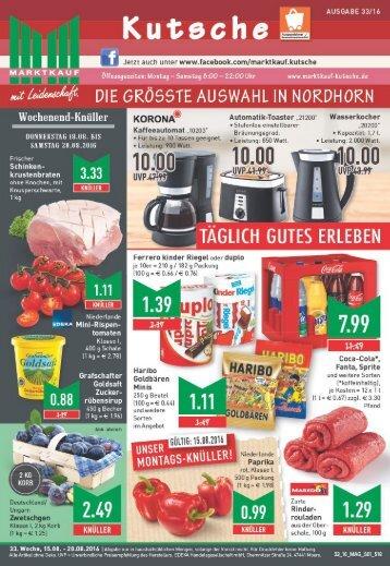 Marktkauf Kutsche KW033