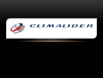CATALOGO CLIMALIDER