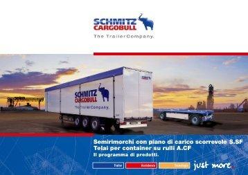 Semirimorchi con piano di carico scorrevole S.SF - Schmitz ...