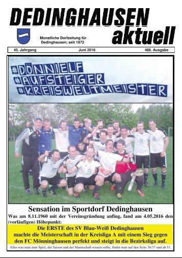 Dedinghausen aktuell 486