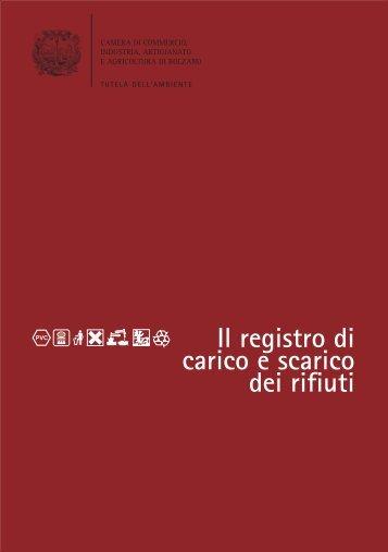 Il registro di carico e scarico dei rifiuti - Consulenze aziendali ...