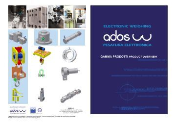 celle di carico e accessori - Ados