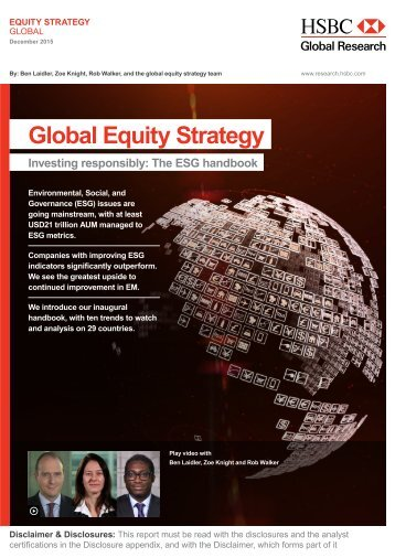 Global Equity Strategy