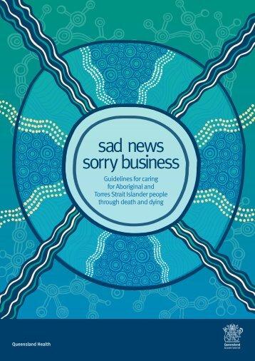sad news sorry business