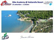 Bike Academy @ Gattarella Resort