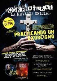 El Mundo Sobrenatural Agosto 2016 - Practicando un exorcismo