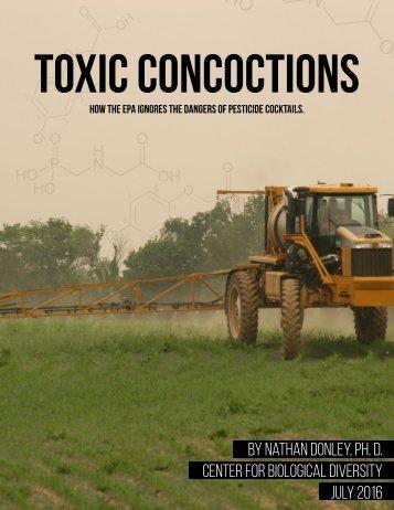 Toxic Concoctions