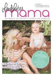 Landshuter Mama Ausgabe 3