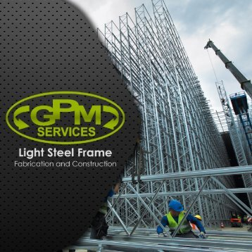 Light steel frame and flat pack containers South Africa