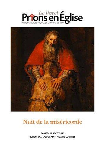 Nuit de la miséricorde