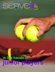 Serveitup Tennis Magazine #1