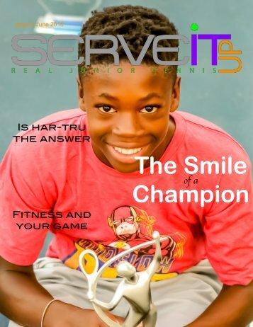 Serveitup Tennis Magazine #4