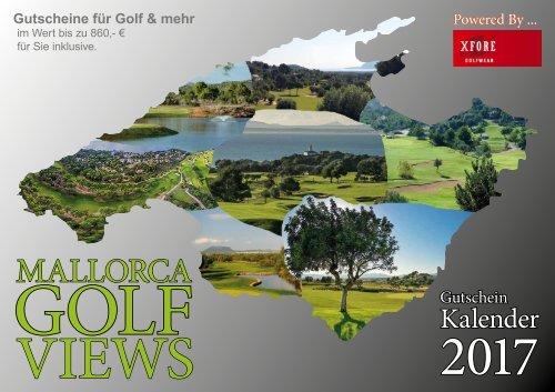 Mallorca Golf Views 2017