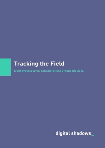 Tracking the Field