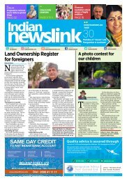 Indian Newslink August 15 Digital Edition