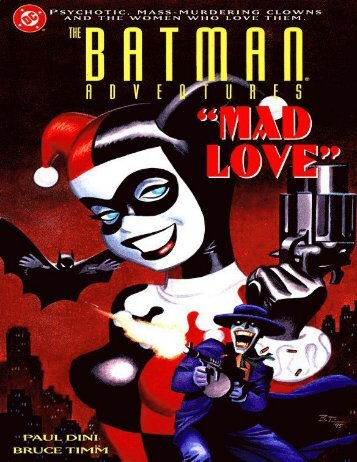 Harley Quinn - Mad Love