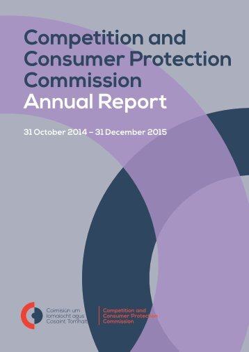 Competition and Consumer Protection Commission Annual Report