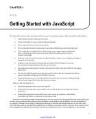 Beginning JavaScript with DOM Scripting and Ajax, 2nd Edition - Page 5