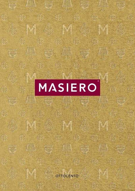 51 Masiero OTTOCENTO_Catalogo_2013