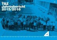 TBZ Jahresbericht 16