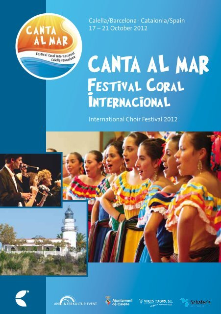 Calella 2012 - Program Book