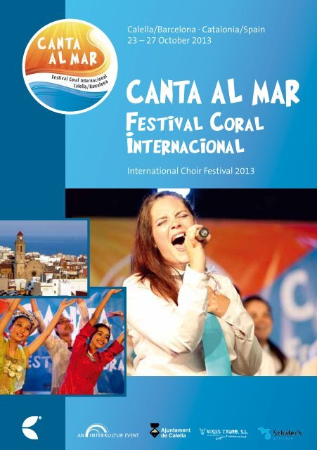Calella 2013 - Program Book