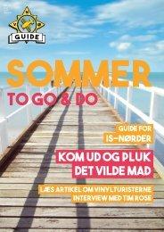 FreeCard Guide No2 - Sommer To Go & Do