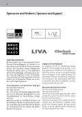 Linz 2013 - Program Book - Page 4