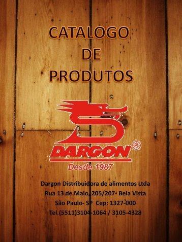 CATALOGO 2016 DARGON