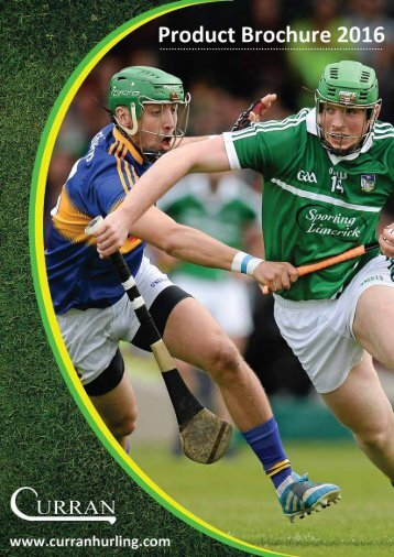 Curran Hurling-Brochure Sample