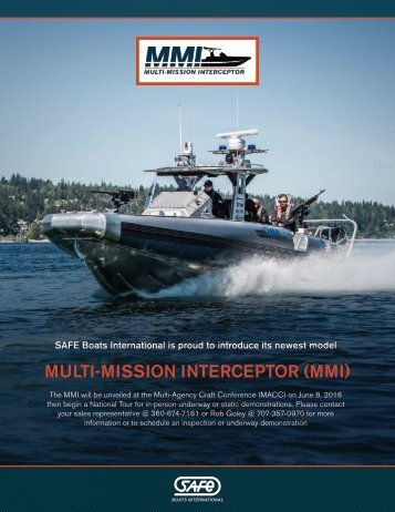 MULTI-MISSION INTERCEPTOR (MMI)