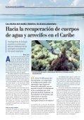 Al rescate de aguas y arrecifes - Page 4