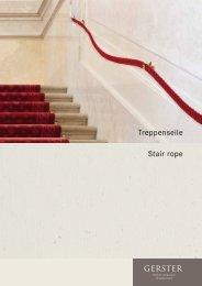 30 Gerster Stair rope