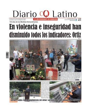 Edición 15 de Agosto de 2016