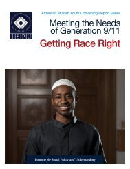 Getting Race Right