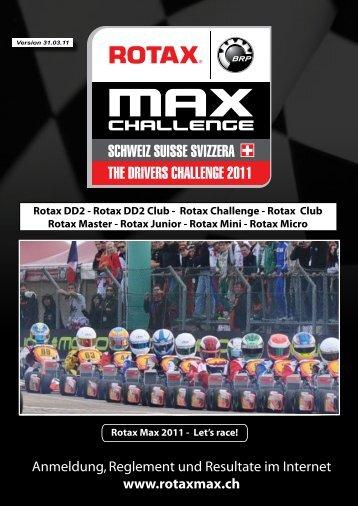 Rotax DD2 Club - Karting.ch