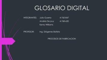 Glosario digital 2da parte