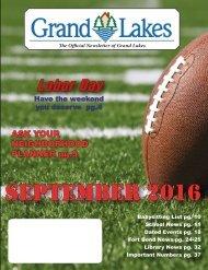 Grand Lakes September 2016