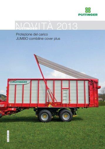 Protezione del carico JUMBO combiline cover plus