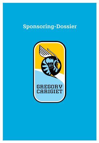 Dossier Saison 2012/2013 - Gregory Carigiet