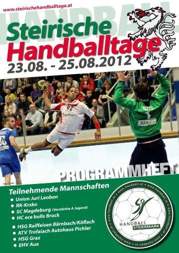 korr-broschüre steirische handballtage 2012 web
