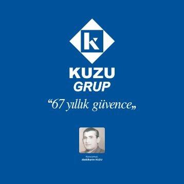 Kuzu Katalog
