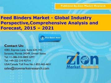 Feed Binders Market