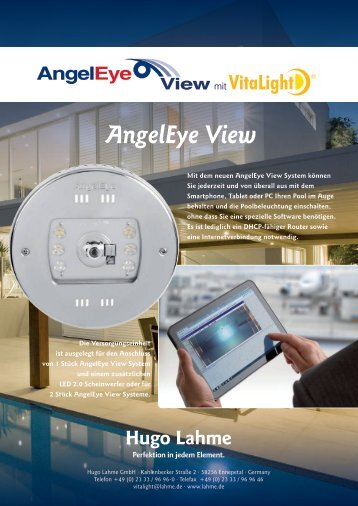 AngelEye View